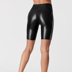 Carbon 38 Takara Leather Like Shorts